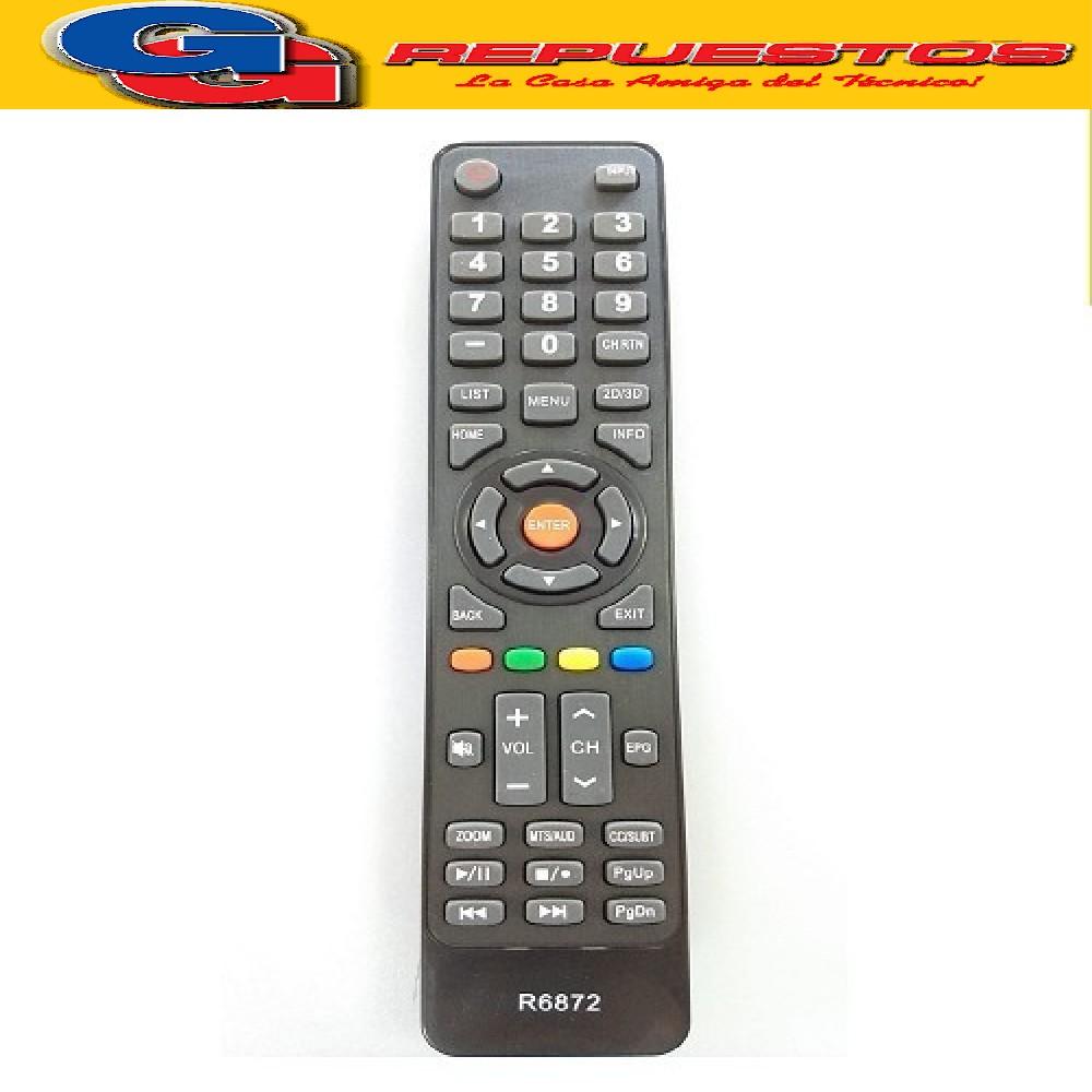 CONTROL REMOTO LED RCA YOUTUBE R6872