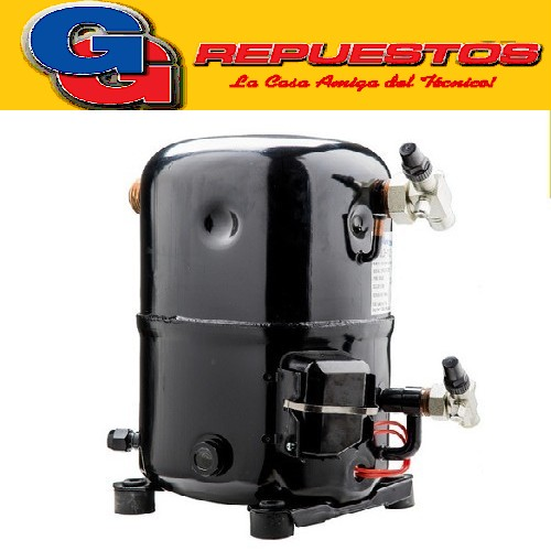 MOTOCOMPRESOR BlueStar 2HP-M22-QR44 CONEXION MONOFASICA CON CAJA DE CONEXIONES