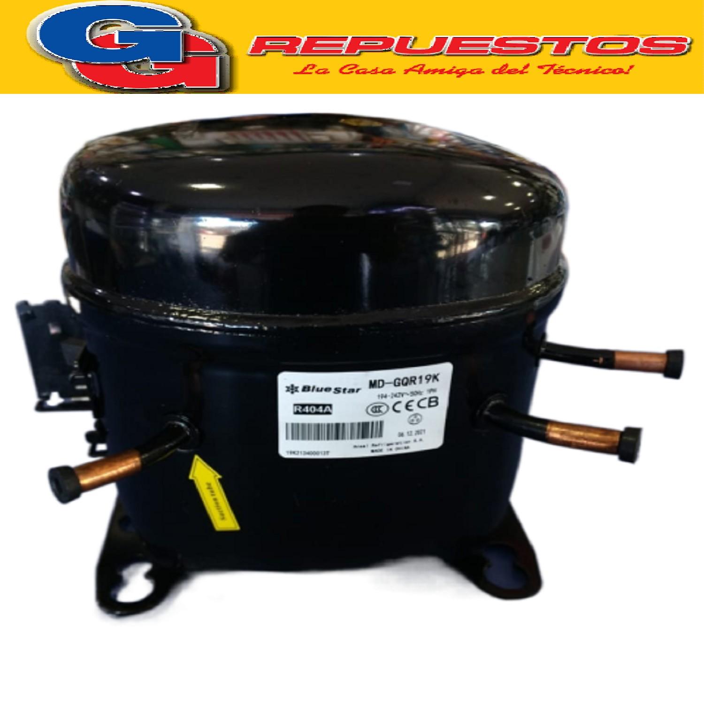 MOTOCOMPRESOR BlueStar 3/4+ HP M-GQR19K-R404-920W