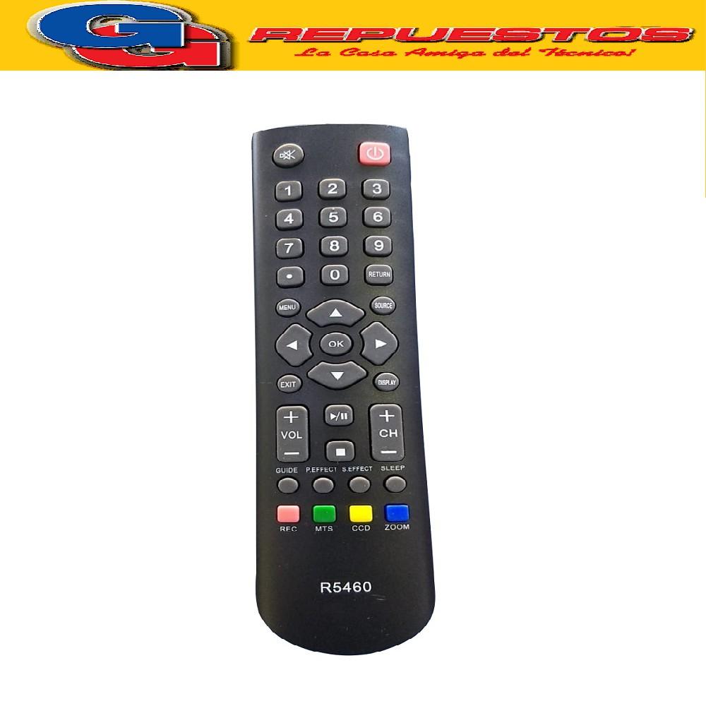 CONTROL REMOTO LED TELEFUNKEN/DAEWO R5460