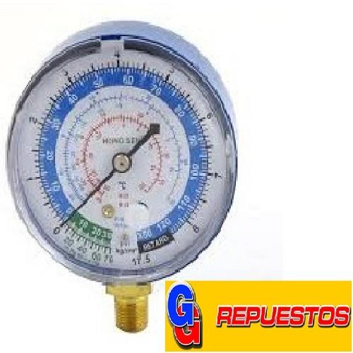 MANOMETRO BlueStar-1527L-baja-R410