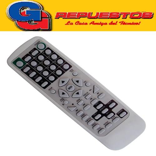 CONTROL REMOTO DVD BLUESKY RC-207 (2889)