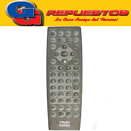 CONTROL REMOTO DVD DAEWO (2973)