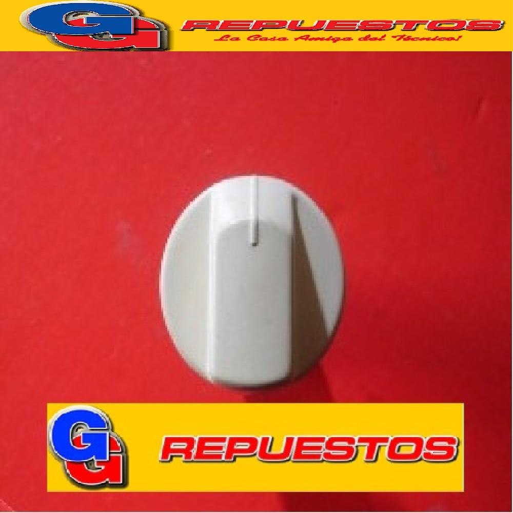 LLAVE SELECTORA ENCENDIDO  LAVARROPAS WHIRLPOOL AWG458-258-052WP Original tipo pote s/variador de velocidad
