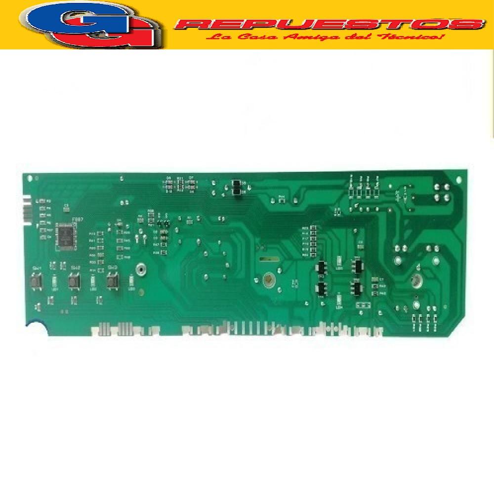 PLAQUETA LAVARROPAS ELECTROLUX EWT600/800/1000 TIPO MC COPIA NACIONAL TURCO