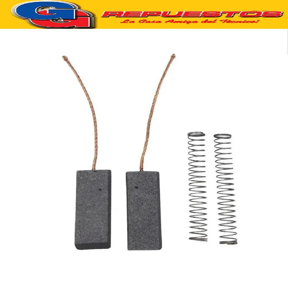 CARBON 3.90X8.90X33 LAVARROPAS AUTOMATICO DE MOTOR ( x2)