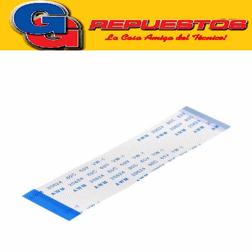 CABLE PLANAO REV 16P-110-0.50-S