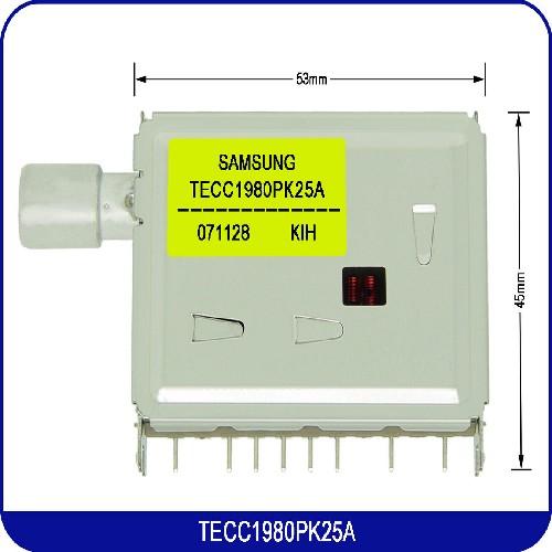 SINTONIZADOR TECC-1980-PK25A