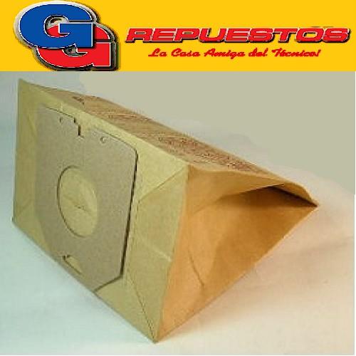 BOLSA ASPIRADORA DE PAPEL PHILIPS OSLO XR 6938/9-8731 IMP.PACK X5
