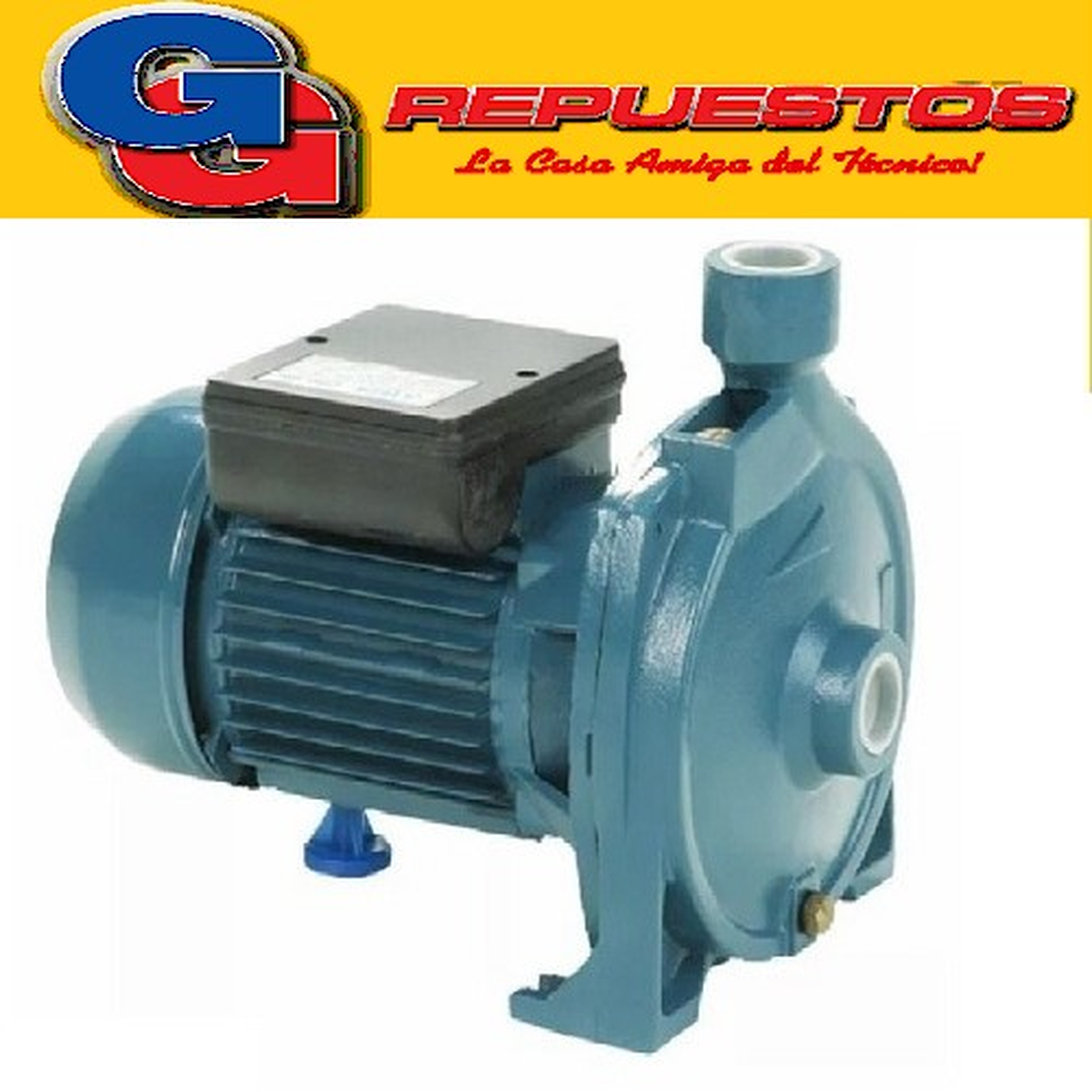 BOMBA CENTRIFUGA PLUVIUS 560 WATTS 146 - 3/4 HP MODELO CPM 146