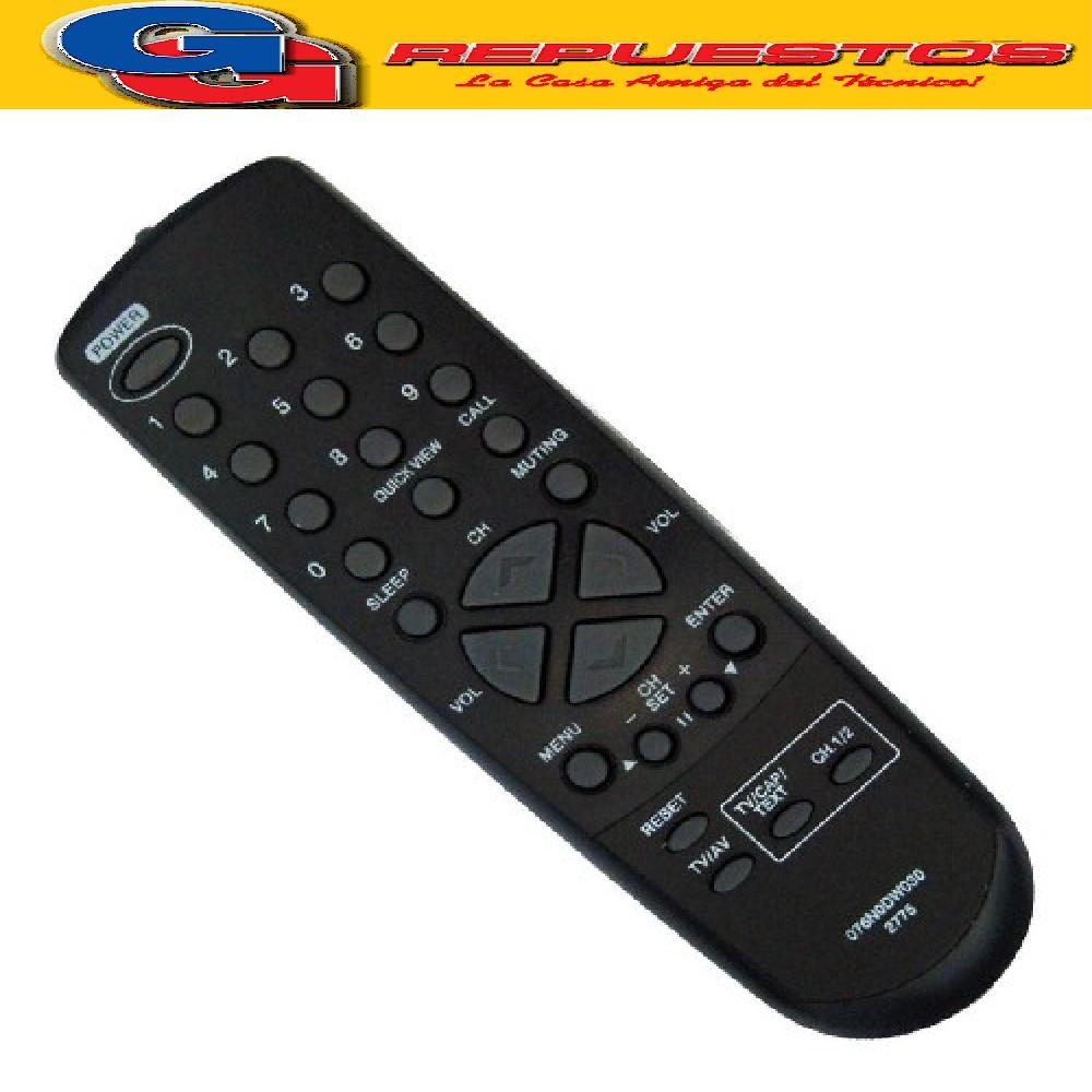 CONTROL REMOTO TV JVC Ken Brown (2775)