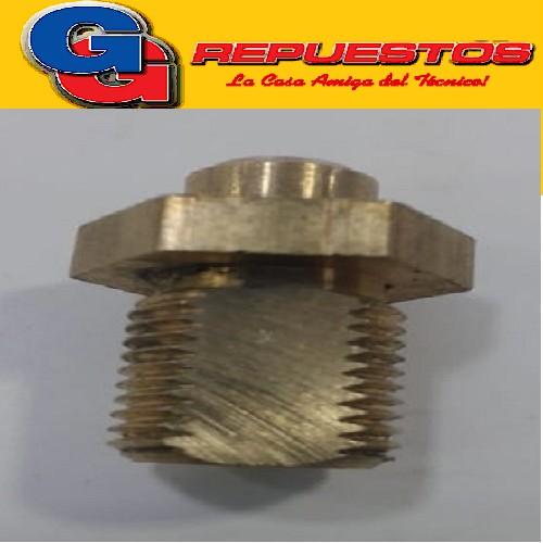 INYECTOR SANSUR QUEMADOR ROSCA 1/8 FRESADA