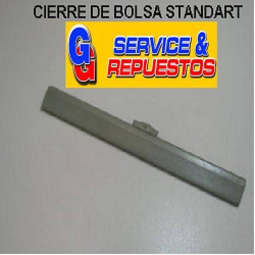 CIERRE DE BOLSA ENCERADORA STANDARD LUSTRASPIRADORA