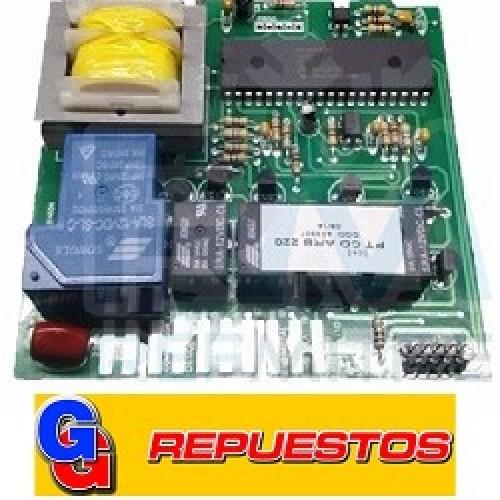 PLAQUETA ELECTRONICA HELADERA .ARB220 -TIPO RP NACIONAL ARB224-ARB250-ARB254-WRM37/B-WRM43/B-WRG43/B  (ESLABON DE LUJO ) WHIRPOOL