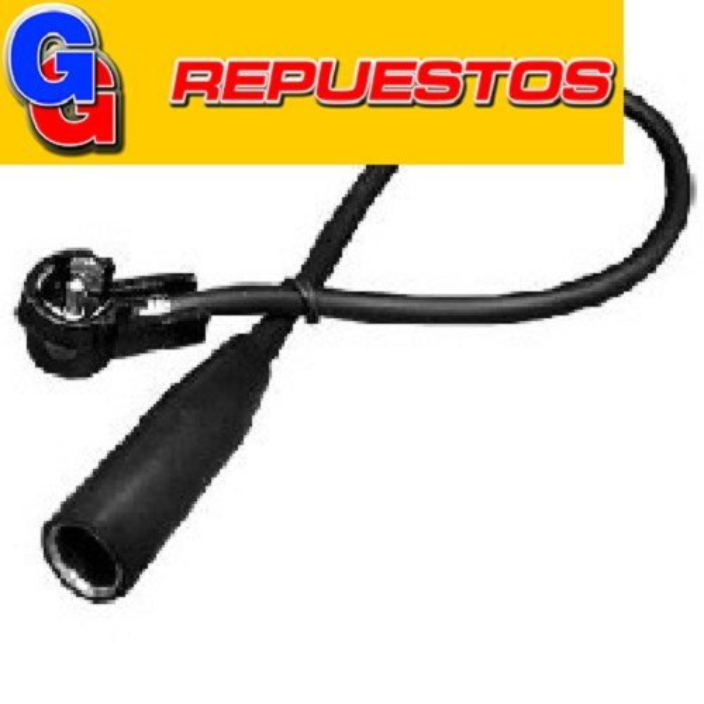 CABLE ADAPAPTADOR DE ANTENA P/STEREO ESTANDAR JACK A PLUG 0.3 MTS