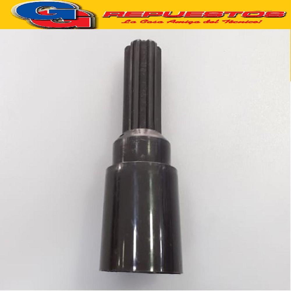 ADAPTADOR DE CAJA JM 90 ( PLAST. NEGRO )
