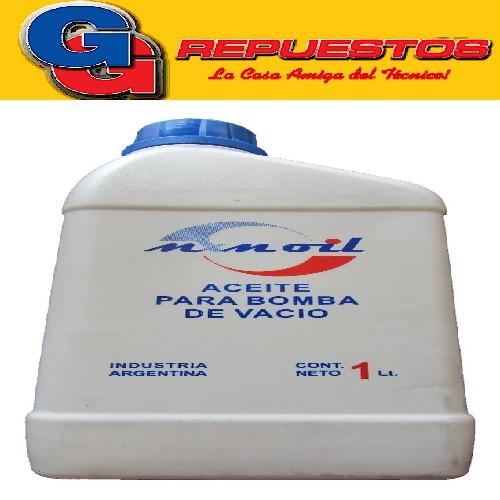 ACEITE PARA BOMBA DE VACIO X 1 LT