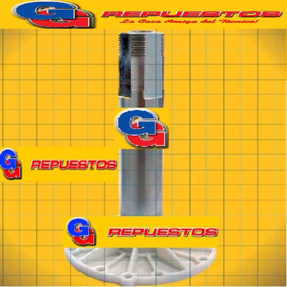 TUBO C./BUJE Y RETEN INTER.CAJA GENERAL ELECTRIC LVGE011-LVGEOHASMAA2B ID SYSTEM 2.0 (CAJAS P./Lavarropas de 10 11 y 12Kg)