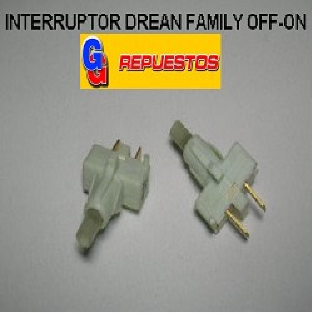INTERRUPTOR DREAN FAMILY