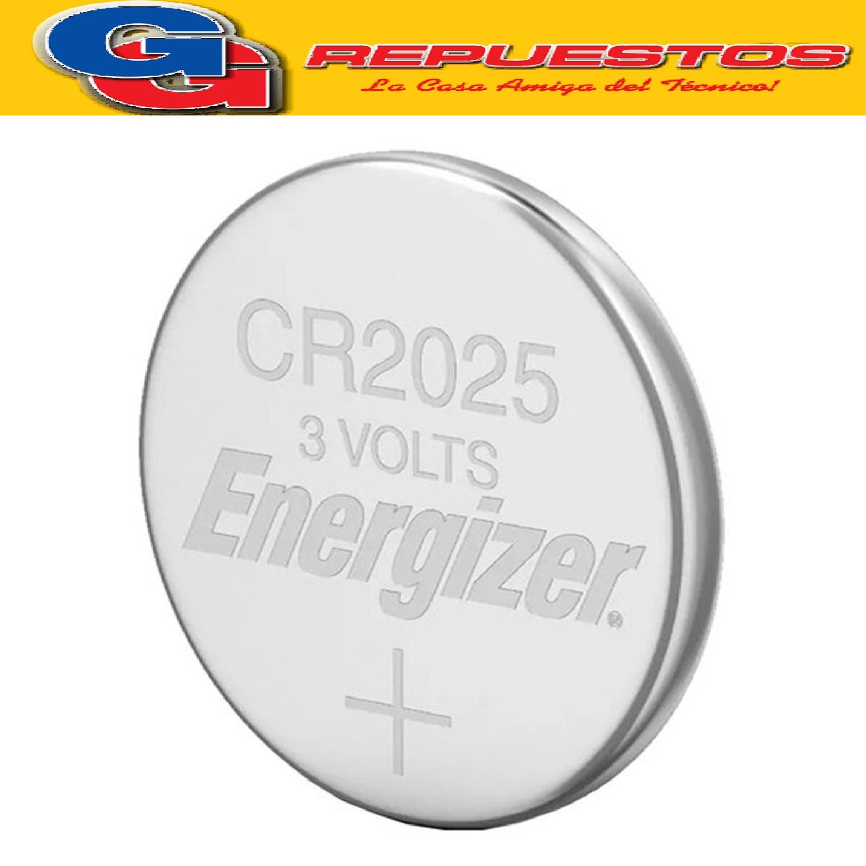 PILA ENERGIZER CR2025 3 VOLTS