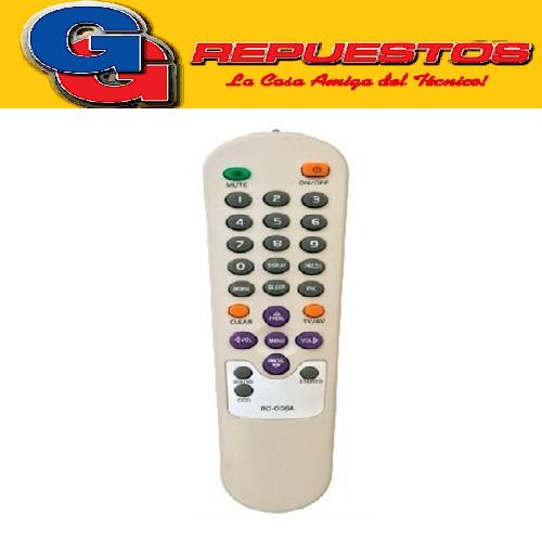 CONTROL REMOTO TV WINS CEGESA (2878)
