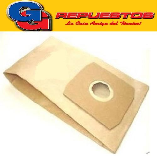 BOLSA ASPIRADORA DE PAPEL DAEWOO RC300/RC310/RC350 (x 5