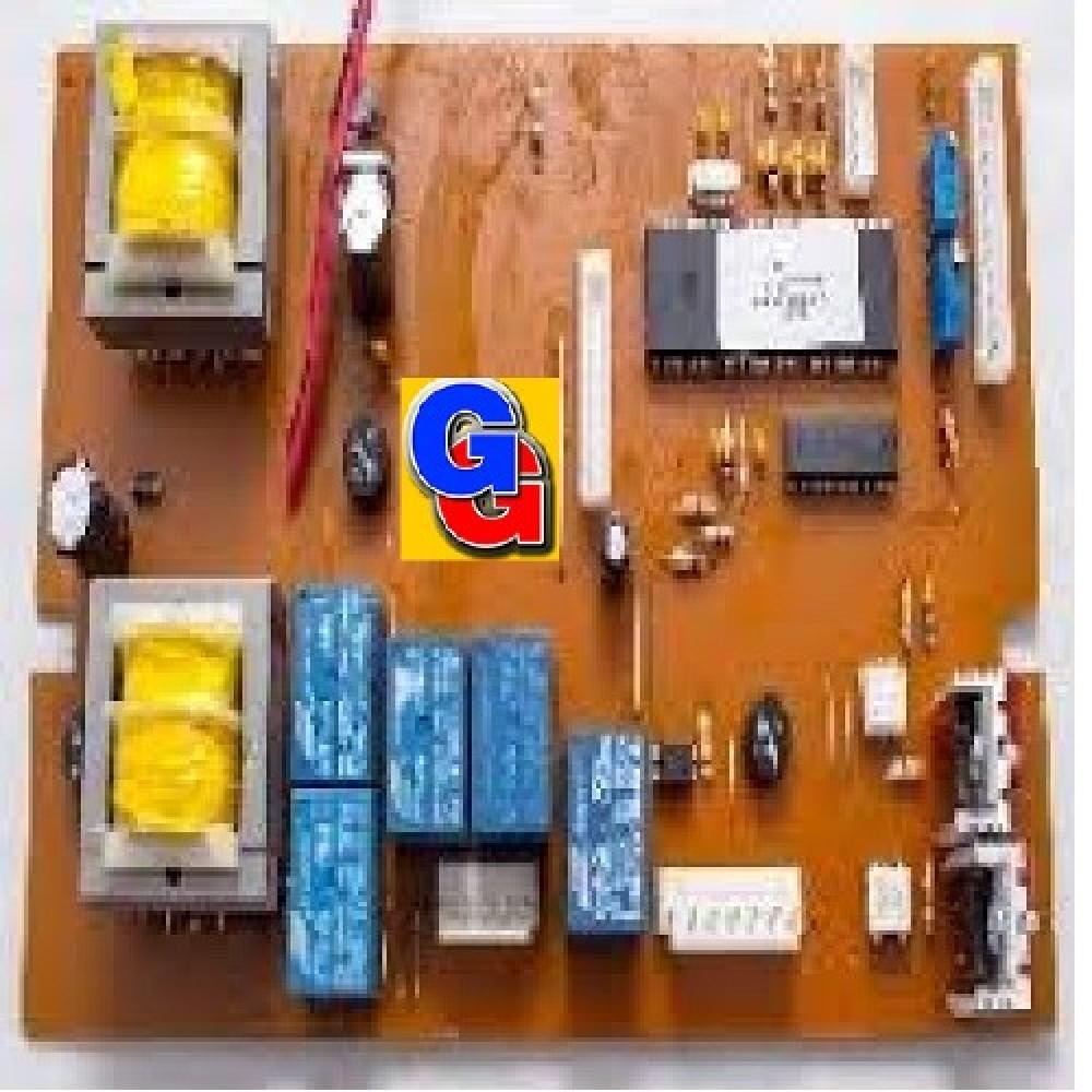 PLAQUETA LAVARROPAS GENERAL ELECTRIC 11 KG. CON TERMOACTUADOR (189D3679G005)