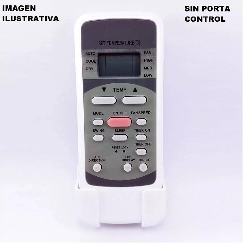 CONTROL REMOTO AIRE ACONDICIONADO [[FRIO SOLO]] ELECTROLUX-WHESTINGHOUSE-SURREY CONQUEROR SPLIT