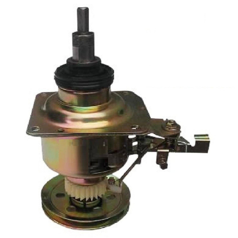 CAJA ACCION COMPLETA Punta cuadrada 10x10mm LAVARROPAS SAMSUNG C/POLEA Y RETEN de 56mm diam.exterior- FUZZY