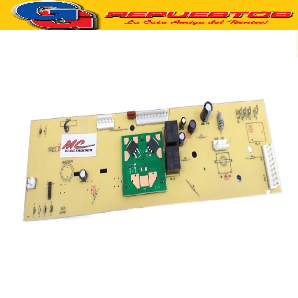 PLAQUETA LAVARROPAS PATRICK MABE LPK06E10 LPK65E10 TIPO MC COPIA NACIONAL