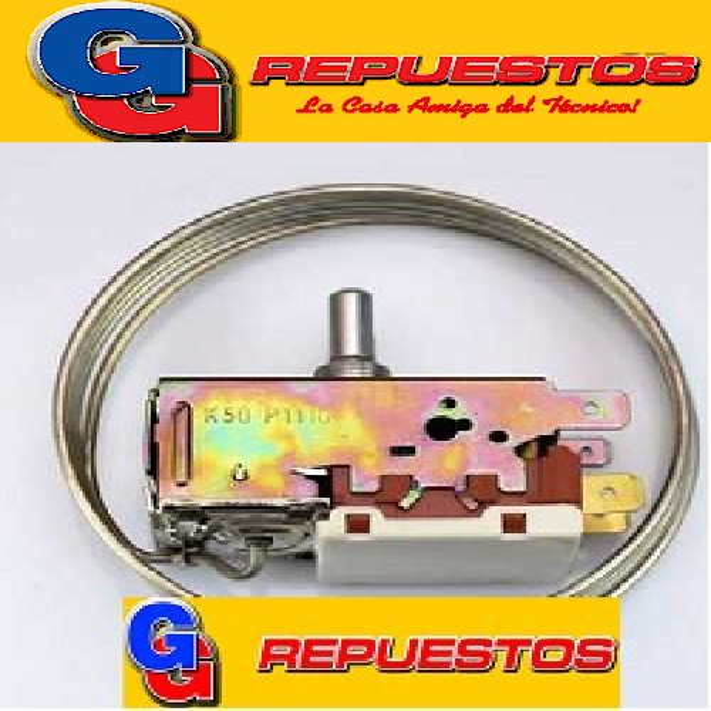 TERMOSTATO BEBEDERO/A WPF-1K CAPILAR 1.20 MTS (TF7-300) MEDIA CAÑA DISPENSER