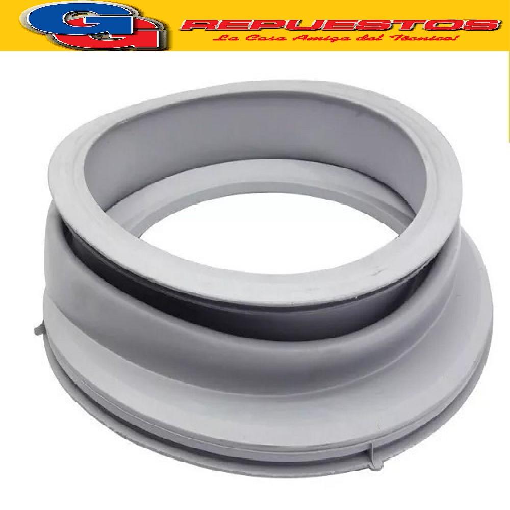 FUELLE  LAVARROPAS CANDY C634XT-C455XT-C564XT-C545XT-KELVINATOR Mod./ACTUAL (CUBA ACERO INOXIDABLE medianamente descentrado=3cm) ote tecniche: Materiale EPDM Note descrittive: Per vasca inox - for inox tub Cod.Origen: 92130137 (CANDY GIAS) 40816271