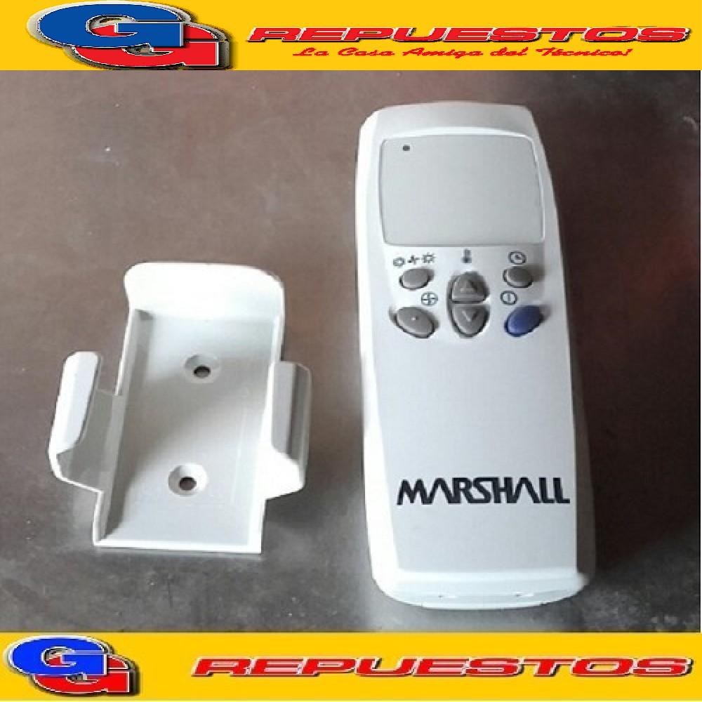 CONTROL REMOTO AIRE ACONDICIONADO DE VENTANA COMPACTO MARSHALL SIN DISPLAY