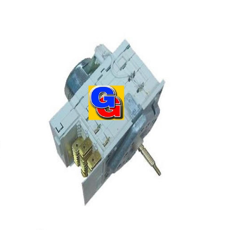 TIMER DREAN EC 4606.01 B02 EATON CON PUSH PULL DREAN SOLID 500-GPF4-GPF400-DREAN EXCELLENT 164/T-166/T-DREAN 166C-166T-164/6 Solid 500 166 701052612