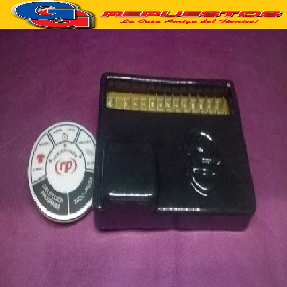 PLAQUETA REEMPLAZO TIMER 12A LAVARROPAS LONGVIE 9580 WD-517 WD (12 A)