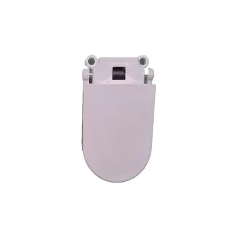 TIRADOR PUERTA LAVARROPAS LONGVIE F540WT PATRICK-FAGOR LF5500-LFC850-F540WT-FAGOR LF5500-LFC850 T-1050TVW-430TD-LT-WHITE WESTINGHOUSE WWH- LW411-SACCOL SLA550 (Terminacion Redonda)