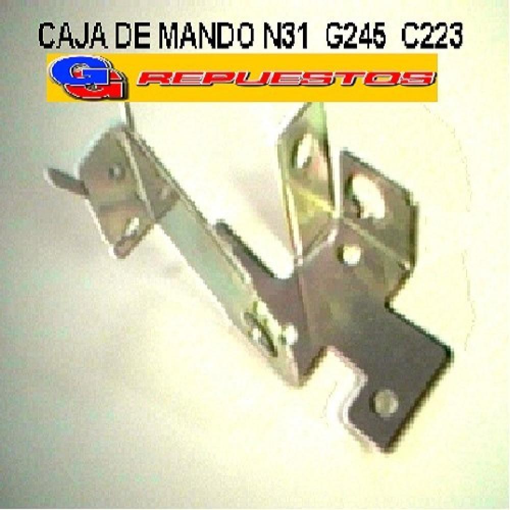 CAJA DE MANDO SECARROPAS KOHINOOR MODELO VIEJO N31/C323/N335/G345