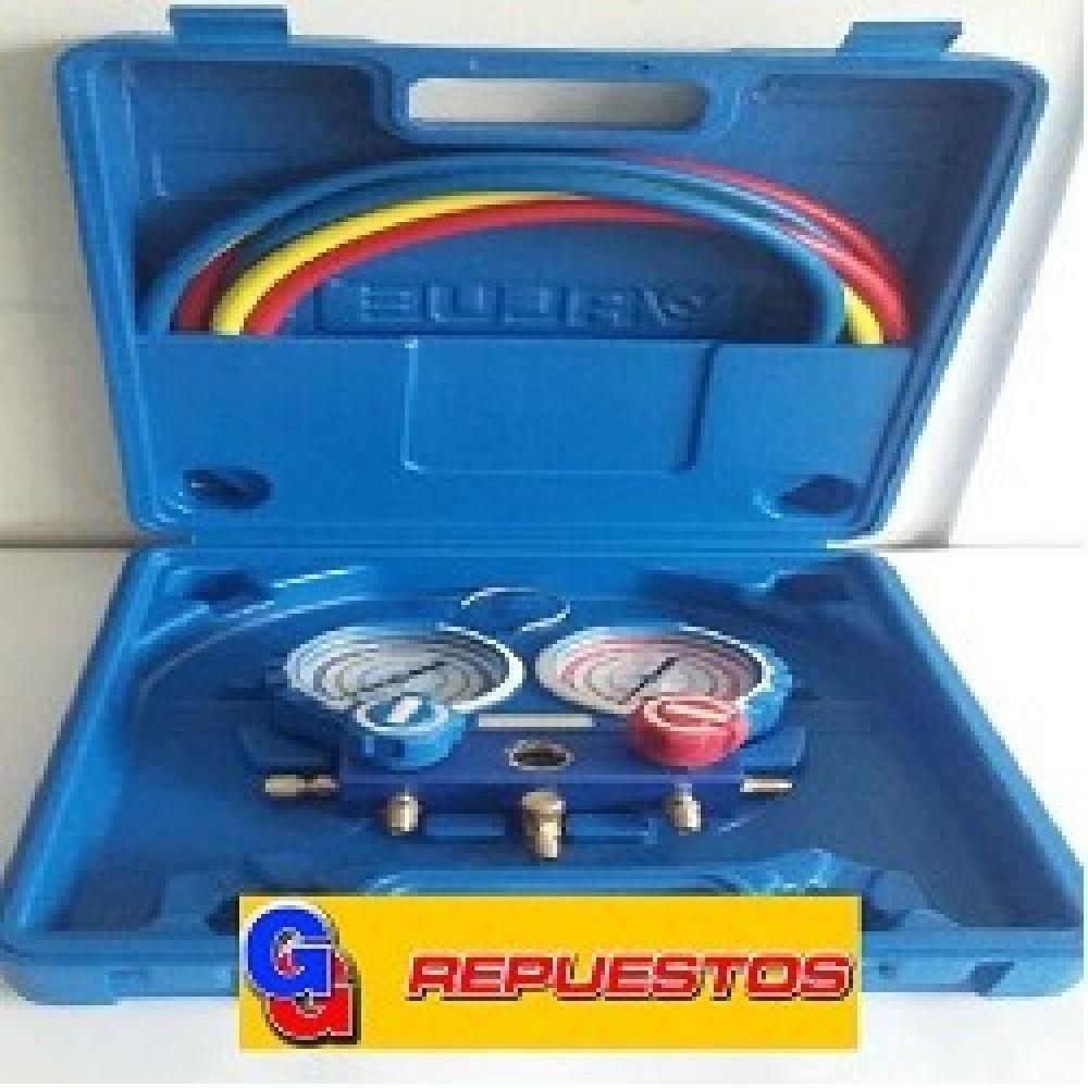 Manifold para VMG-2-R22/407/404/134-VALUE en caja.