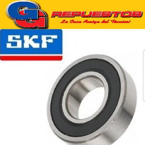 RULEMAN 6202 2RS 15 mm x 35 mm x 11 mm (SKF)