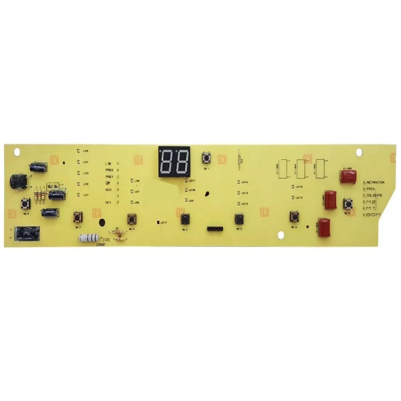 PLAQUETA LAVARROPAS DREAN CONCEPT ELECTRONIC 156 (LED) PALA BOTONES ALTO TIPO RP