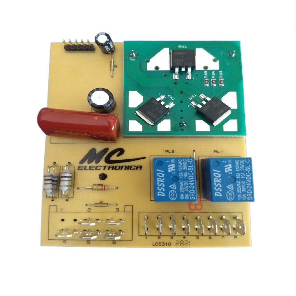 REGULADOR AUTOBALANCE 189/169t  TIPO RP Plaqueta electronica p/lavarropas DREAN EXCELENT AUTOBALANCE 189 / 169 TIPO RP