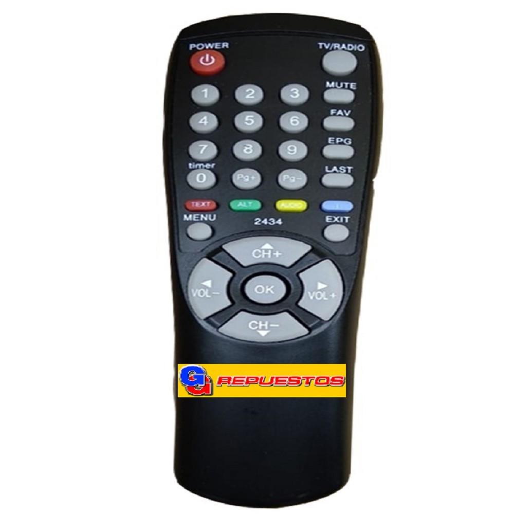 CONTROL REMOTO TV SAMSUNG NOBLEX (2434)