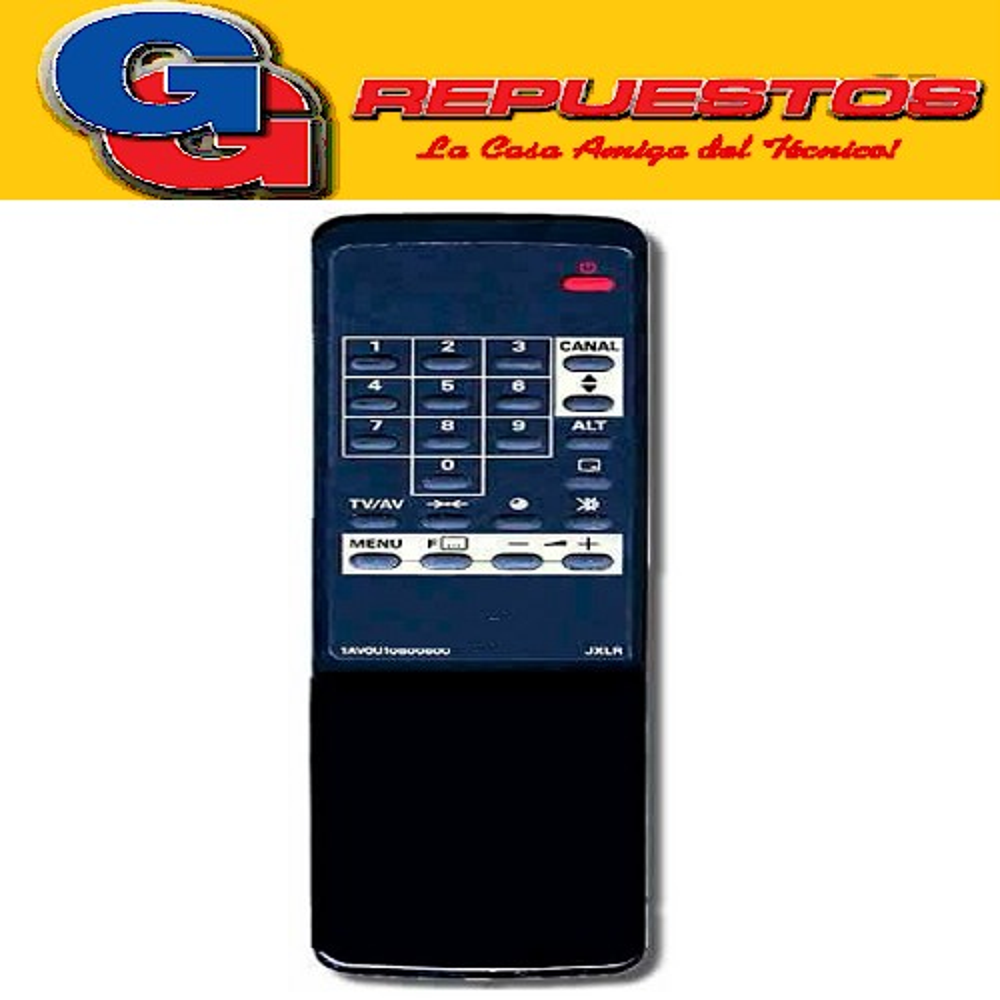 CONTROL REMOTO TV SANYO TV23-JXLR (2569)