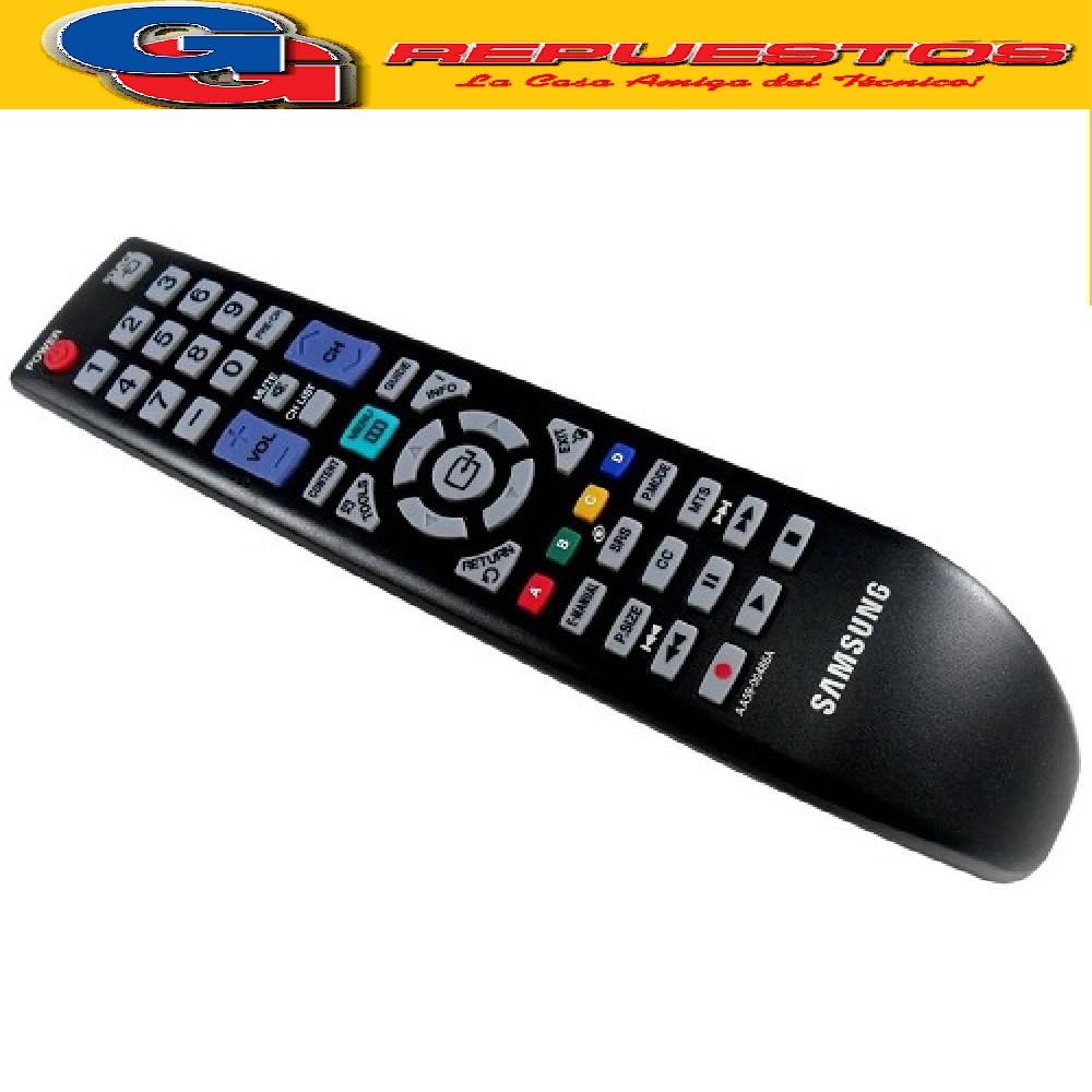 CONTROL REMOTO LCD SAMSUNG 3540 (ORIGINAL)