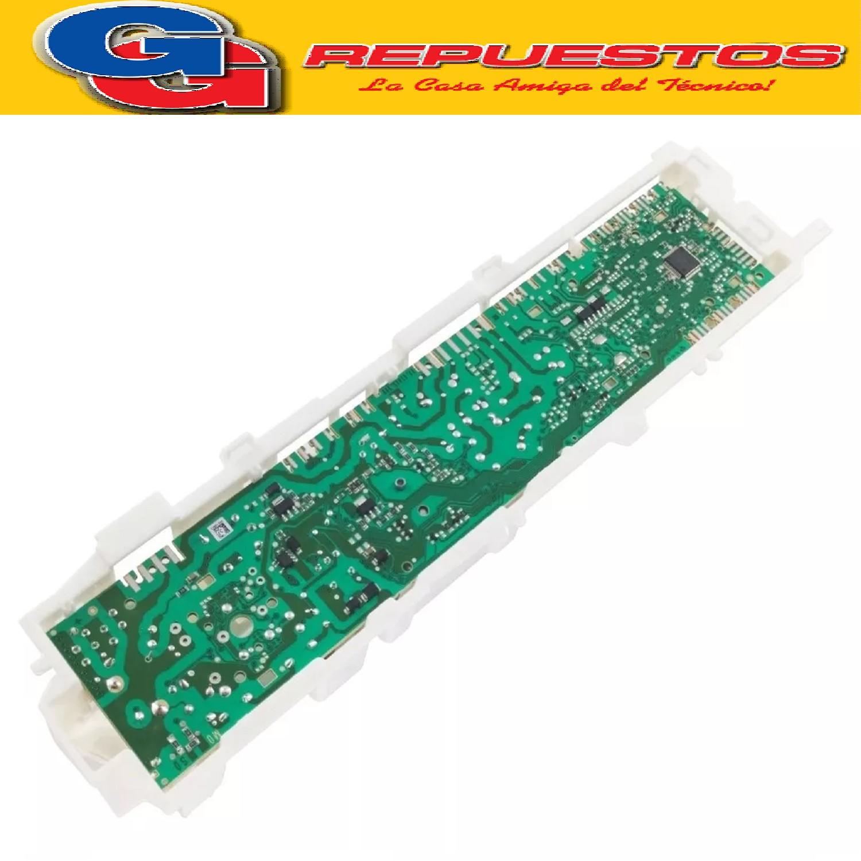 PLAQUETA ELECTRONICA LAVARROPA DREAN NEXT 8.14W PLACA (PANEL COMANDOS DREAN NEXT ORIGINAL) Cod.Origen: 709802488 (DREAN ALLADIO) PLACA ELECTRONICA NEXT 8.14 W Produttore: EGO APPLIANCE CONTROLS (7722004700) HW:07 SW:15 (77220047000715172400296