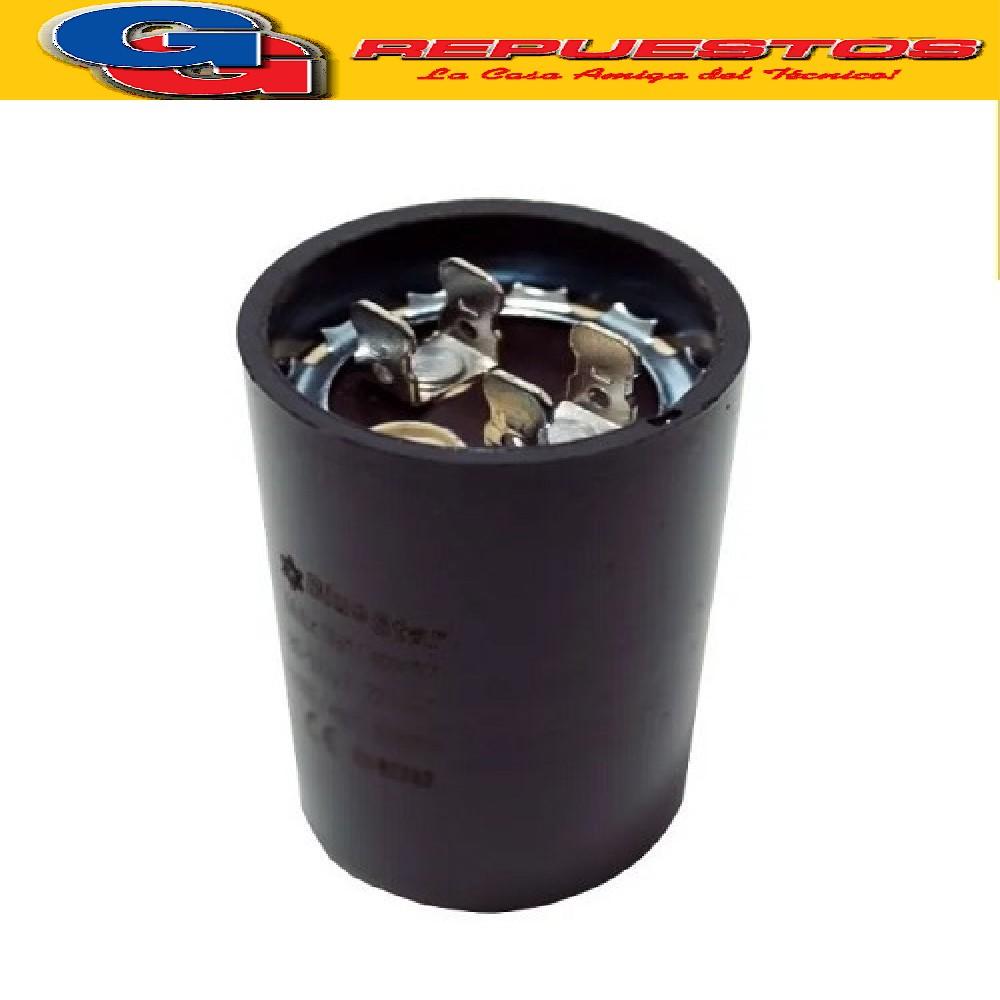 CAPACITOR ARRANQUE 140-160 110 VCA BLUESTAR