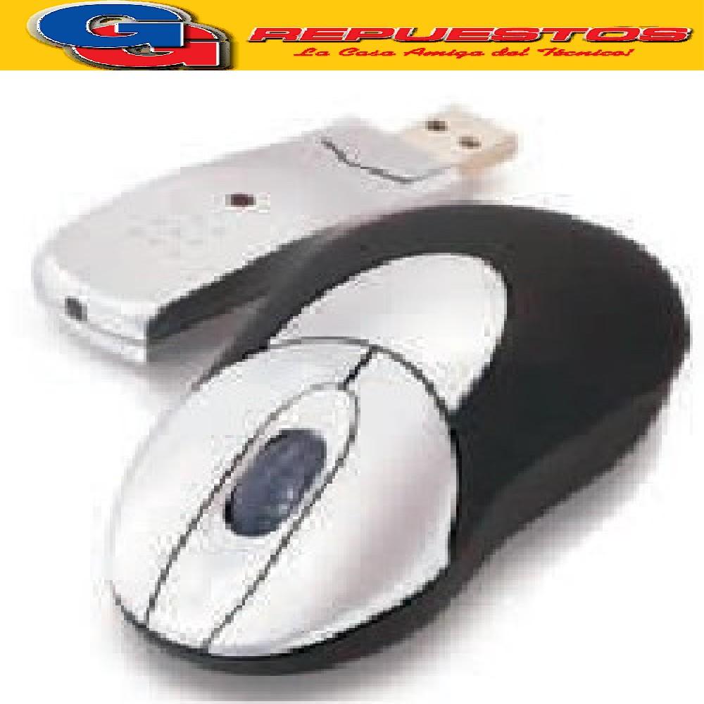 MOUSE RATON INALAMBRICO USB