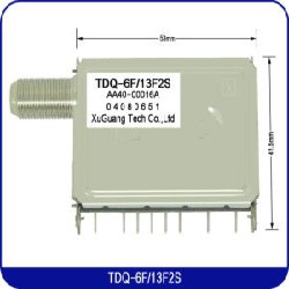 SINTONIZADOR TDQ-6F/13F2S CON ROSCA PIN FINO