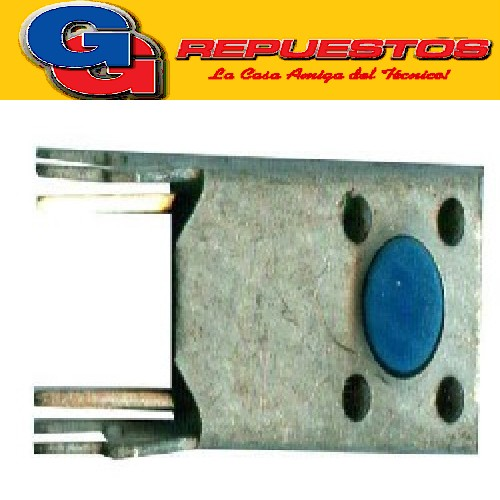 MICROSWITCH TACT SWITCH SIMPLE ALTO 2 P. 90º VERTICAL