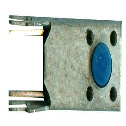 TACT SWITCH SIMPLE ALTO 2 P. 90º VERTICAL